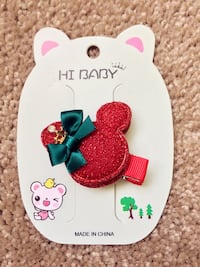 Brand new baby kids shiny hair clip  Alexandria, 22304