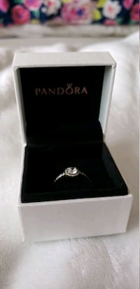 Pandora diamond ring Edmonton, T6K