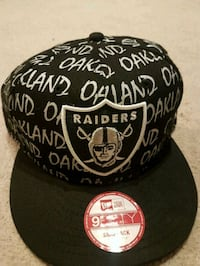 Raiders Snap & Hornets Fitted 7.1/2 Maple Ridge, V2X 8W6