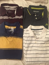 Men's large polo style shirts  Elkridge, 21075