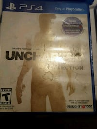 Ps4 game Uncharted collection Thornton, 80229