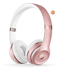 Beats Solo3 Wireless in Rose Gold