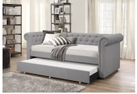 gray and white bed set Houston, 77080