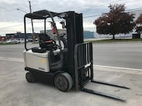 2013 Crown 5000 lb EE Electric forklift- A Great unit Mississauga