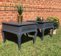2 large side table  Gainesville, 20155