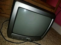 black and gray CRT TV Oxon Hill