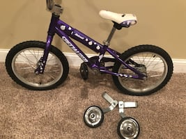 "Specialized kids 12"" HotRock Bicycle"