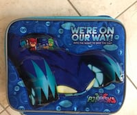 Brand New PJ masks lunch bag Alexandria, 22304