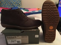 Timberland suede shoes size 14
