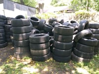 Almost all sizes tires. Jessup, 20794