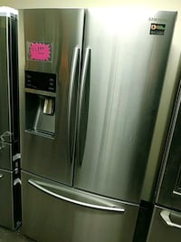 French Door Refrigerator in Stainless Steel Grand Prairie, 75050