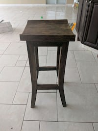 brown wooden table with chair Burnaby, V5C 2H6