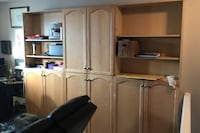 Wall unit for sale Langley, V1M 3Y8