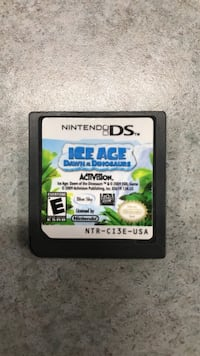 Nintendo DS Ice Age Dawn of the Dinosaurs  Chicago, 60616