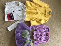 4t girls lot excellent condition (small stain on coat as shown) leesburg  Leesburg, 20176