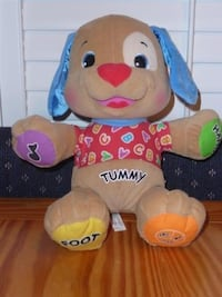 Fisher Price Laugh and Learn Puppy  Markham