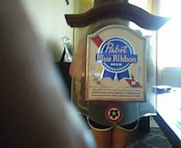 Pabst blue ribbon made in 1981 885 mi