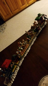 Mickey Mouse Christmas Train Haverhill, 01832