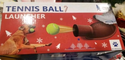 Tennis Ball Launcher brand new in box. Never used