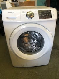 Samsung Energy Star 4.2 cu. ft.  High Efficiency Front-Load Washer with Maytag Dryer in good condition as Bonus Kilgore, 75662