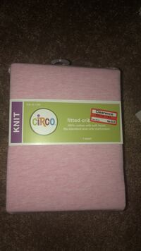 Fitted Crib Sheet Atwater, 95301