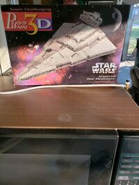 Star wars 3d imperial star destoyer puzzle  Butler County, 45011