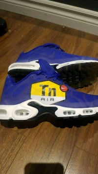 Nike Tn AIR running shoes Brampton, L6Z 3P5