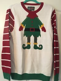 EUC Ugly Christmas Sweater Size Medium Coquitlam, V3B