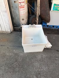 Wall mounted slop sink Paterson, 07503