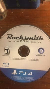 Sony PS4 Rocksmith 2014 McKinney, 75070
