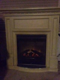 ELECTRIC HEATER-insert/mantil/fireplace! Surrey, V4A 1S6