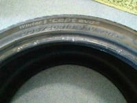 Winter tire used only half season..pretty good