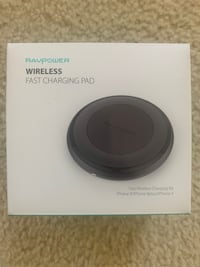 RAVPower Fast Wireless Charger Germantown, 20874