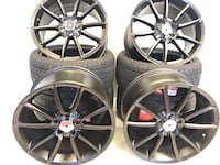 19 Ford Mustang super ???? snake wheels and tires brand new  Sterling Heights, 48312