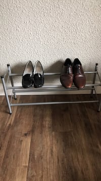 Extendable Shoe Rack - two Tiers Calgary, T2R 1K8