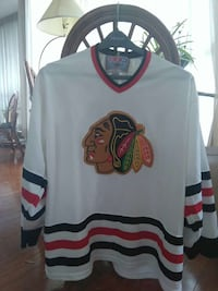Official Black hawks, little used xl