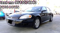 Chevrolet - Impala -limited- 2015 $1700 DOWN Riverside