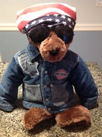 Collectible Harley Davidson bear North Haven, 06473