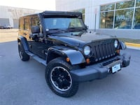 Jeep Wrangler Unlimited 2012 Chantilly