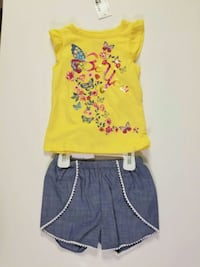 New Girl top.and short Pittsburg, 94565