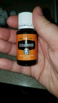 Young Living 15ml Cedarwood Oil Unopened Norfolk, 23518