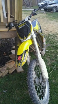2008 rmz450 fresh top and bottom end all wisco  Keavy, 40737