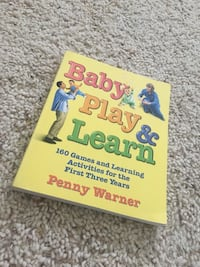 Baby Play & Learn Activity Games Book San Jose, 95120