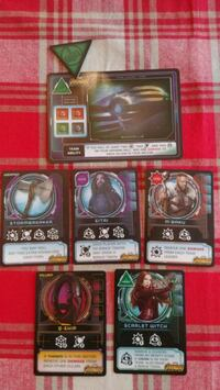 Thanos Rising Board Game Promo Card Pack