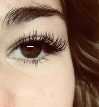 Eyelash extensions Stoney Creek