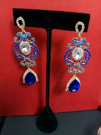 "Earrings 3"" Corpus Christi, 78415"