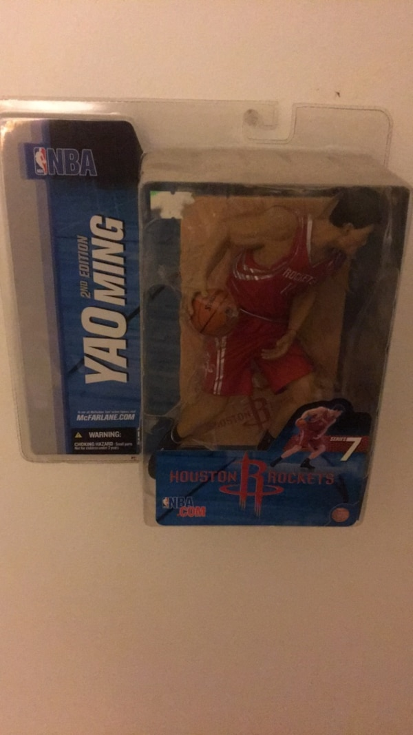 yao ming collectable