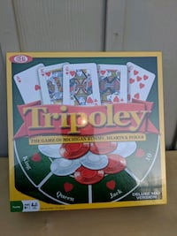 Tripoly card game Petaluma, 94952