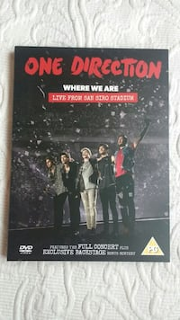 "Película One direction ""Where we are"" Santa Cruz de Tenerife, 38107"