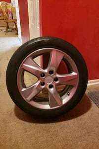 wheels for Acura quantity four Gaithersburg, 20877